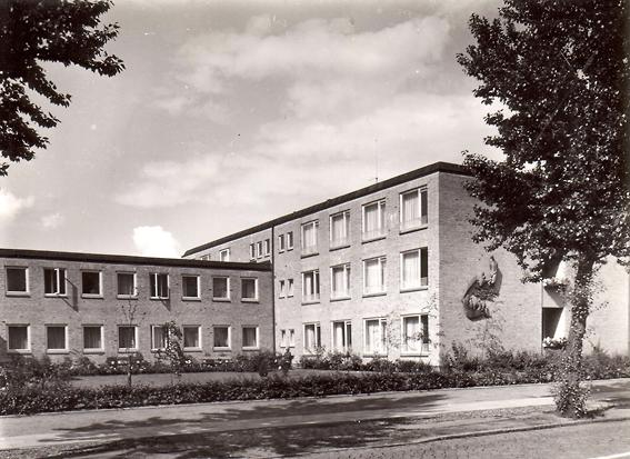 Geschichte Theodor Fliedner Haus